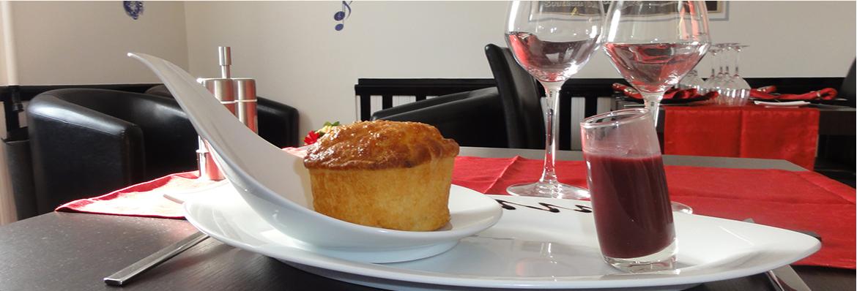 Restaurant Le Lion d'Or - Lagnieu Ain 01