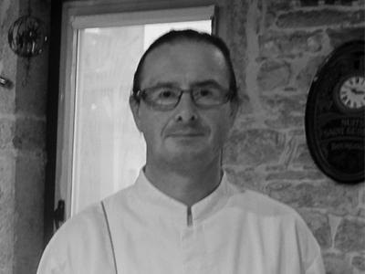 Bruno Bossi, le Chef du restaurant Le Lion d'Or